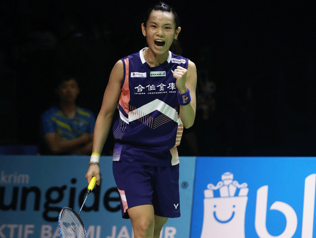 Unstoppable Queen Tai, Chan/Goh return to competition